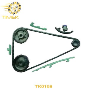 TK0158 Buick LD9 Skylark 2.4-T 1996 Top Quality Timing Chain Tensioner Kit Set