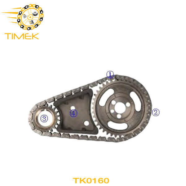 TK0160 Buick Century Skylark 2.8-S,X,Z Good Quality Timing Chain Repair Kits Featured Image