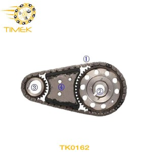 TK0162 Buick LG8 Engine LaCrosse Century Regal 3.1 New Sprocket And Chain Kits
