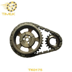 TK0175 Buick 5.7L V8 350P 1994-1996 Top Quality Gear Crankshaft Timing Chain Kit from China Supplier