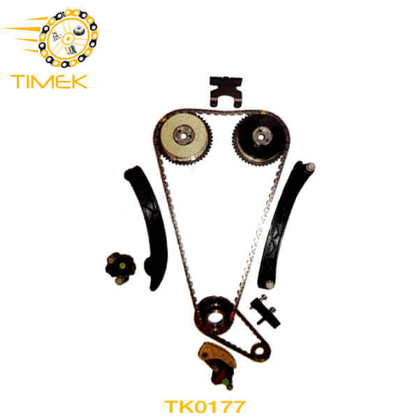 TK0177 Buick Regal 2.0T GAS DOHC High Quality Timing Chain Kit Tensioner with VVT Sprocket Featured Image