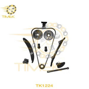 TK1224 Buick Ecotec LI6 LJI EXCELLE XT ET GL6 1.3T timing chain kit with cam phaser VVT from Changsha TimeK Industrial Co., Ltd.