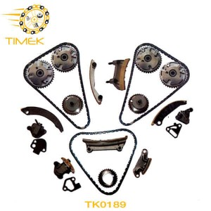 TK0189 Cadillac STS XTS 3.6L V6 217 CID Good Quality Tensioner Kit with Cam VVT Gear from China Manufacturing