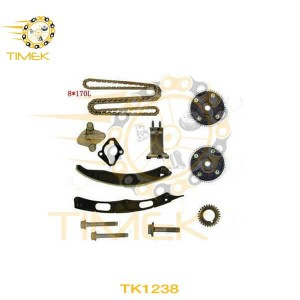 TK1238 Chevrolet Spark 1.4L Timing Auto Parts with cam phaser VVT from Changsha TimeK Industrial Co., Ltd.