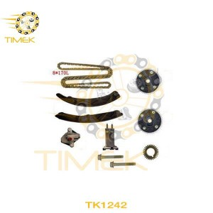 TK1242 Chevrolet Spark 1.4L Timing Component with cam phaser VVT from Changsha TimeK Industrial Co., Ltd.