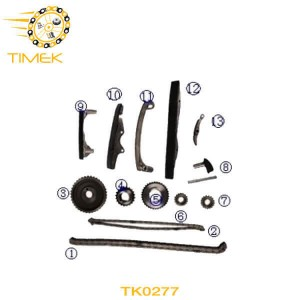 TK0277 Chrysler 2555cc Conquest E Class Limos Lebaron New Yorker Top Quality Timing Tensioner Kit