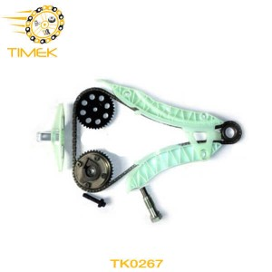TK0267 Citroen 1.6 VTi C5,C5 Break 1.6 THP 155 5FV 1598CC Superior Quality Timing Chain Gear Kit with Cam Phaser VVT from Changsha TimeK Industrial Co., Ltd.