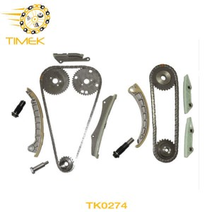 TK0274 Citroen Jumper Bus,Jumper Kasten,Pritsche Fahrgestell 3.0 HDI 2999cc Superior Quality Timing Chain Tensioner Kit Set from Changsha TimeK Industrial Co., Ltd.
