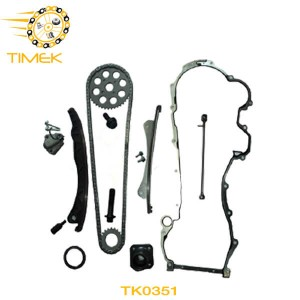 TK0351 Fiat Linea Palio 1.3 JTD Multijet Superior Quality Distribution Kit with Oil Pipe Gasket Bolts from Changsha TimeK Industrial Co., Ltd.