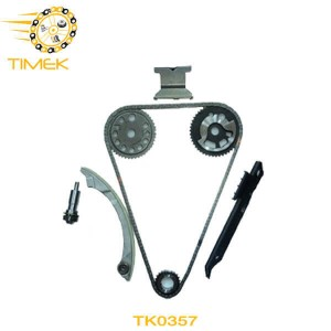 TK0357 Fiat Croma 2.2 16V 194 A1.000 2198CC 2005.6- New Tensioner Kit from China Manufacturing Changsha TimeK Industrial Co., Ltd.