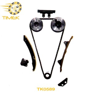 TK0589 Hyundai Accent Blue 1.4 Gasoline 6 SPEED New Gear Chain Kit with Cam Positioner from Changsha TimeK Industrial Co., Ltd.