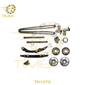TK1272 Infiniti G37 M37 Q50 Q60 QX50 QX70 VQ37VHR V6 3.7L Engine Repair Kit with cam phaser VVT from Changsha TimeK Industrial Co., Ltd.