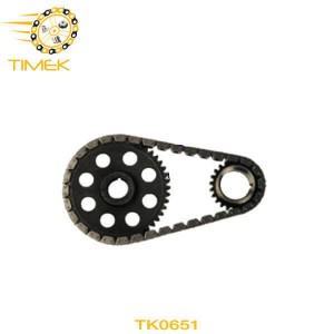 TK0651 Jeep 5.9 (360) V8 1998 Grand Cherokee Good Quality Timing Cam Chain Kit Set from China Supplier
