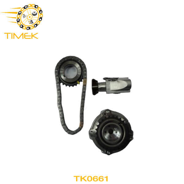 TK0661 Kia Tucson i30 1.6L,Spectra & Spectra 5 2.0L G4GC G6GC High Quality Valve Timing Chain Repair Kit Featured Image