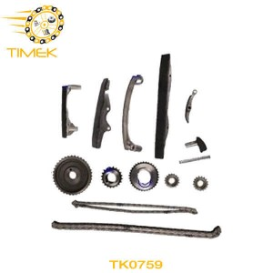 TK0759 Mazda B2600 2.6(2555CC) Superior Quality Timing Kit With Cam Gear