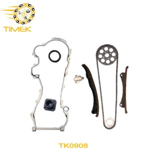 TK0908 Opel Astra H Mk V Z13DTH 1248CC 1.3 Superior Quality Timing Gear Chain Kit with Gasket and Flange from Changsha TimeK Industrial Co., Ltd.