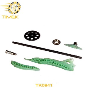 100301 TK0941 Peugeot RCZ 1.6 16V EP6CDT 1598CC Good Quality Timing Kit Car from China Supplier Changsha TimeK Industrial Co., Ltd.