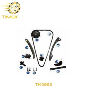 TK0965 Renault Clio IV Engine H4B 0.9CC Top Quality Gear Chain Kit from Changsha TimeK Industrial Co., Ltd.