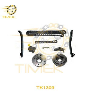 TK1309 Renault M282 DE14 1332cc LA A200 1.4T Cam chain Kit With cam phaser VVT from Changsha TimeK Industrial Co., Ltd.
