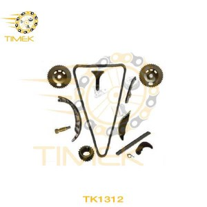 TK1312 Ssangyong Motor D20DT RODIUS REXTON Actyon KYRON 2.0L Timing Chain Parts Accessories from Changsha TimeK Industrial Co., Ltd.