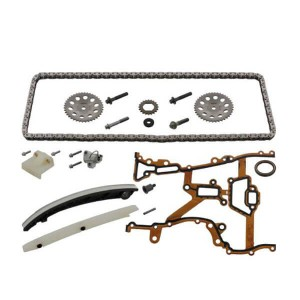 FEBI 33082 SWAG 99 13 3082 OPEL VAUXHALL TIMING CHAIN KIT